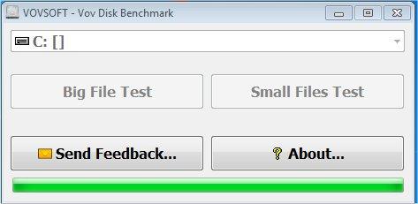 Resultado de imagen de Vov Disk Benchmark