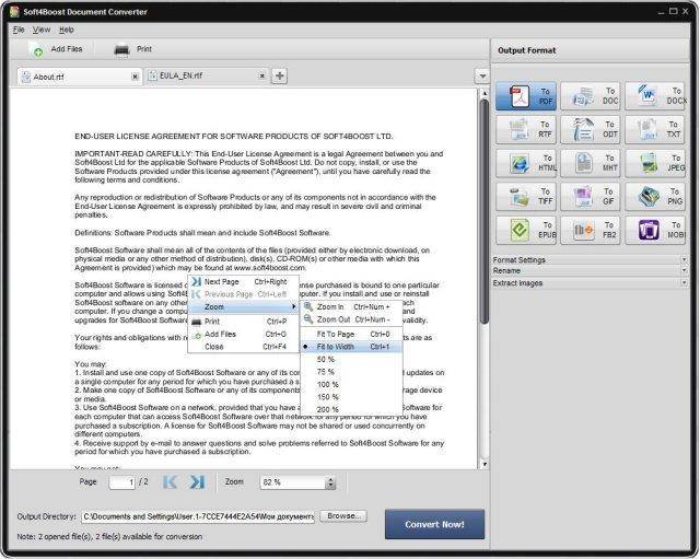 Resultado de imagen para Soft4Boost Document Converter 5